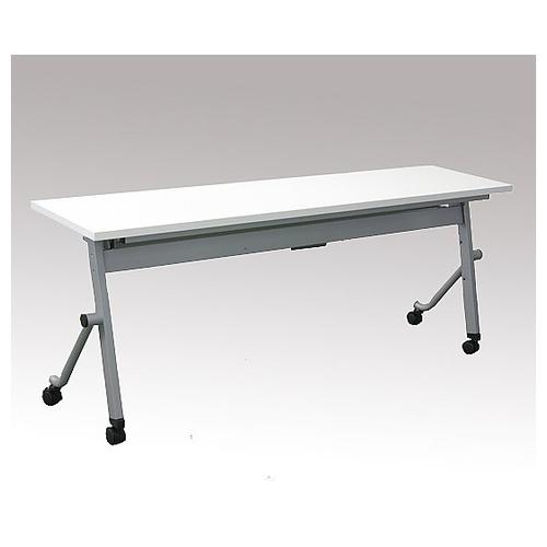 アズワン スタックテーブル 平行 1800×600×700mm 白 KR-T-1860T 1台 [8-3757-04] [個人宅配送不可]