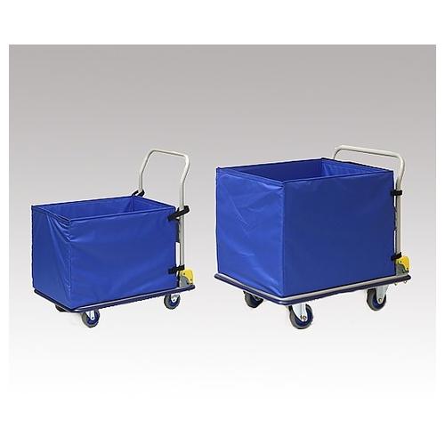 アズワン 完全収納ボックス台車用 交換箱(NHT-107E用) BOX-107E 1個 [0-7126-11]
