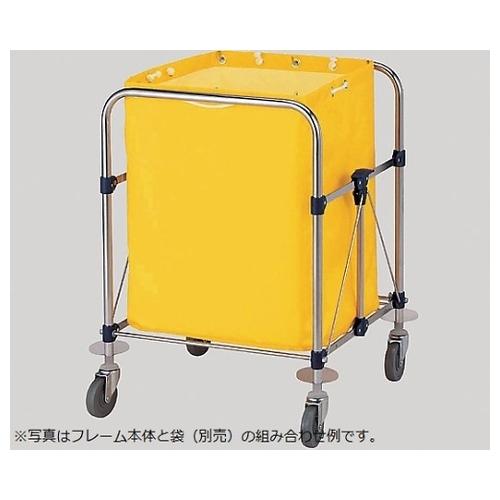 アズワン リサイクルカート(Y-2自立式)用 袋(黄) CA470-002X-MB 1枚 [0-9103-11]