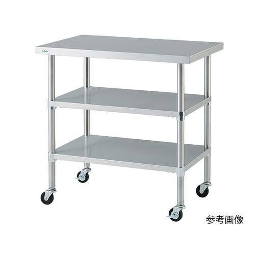 アズワン エレファントテーブル(3段タイプ) 900×750×900mm IC9L 1台 [7-3270-01] [個人宅配送不可]