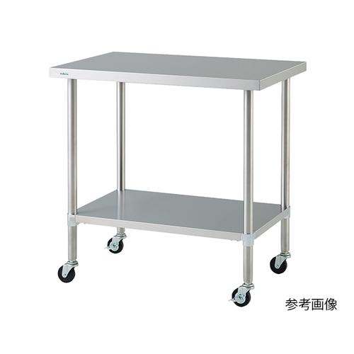 アズワン エレファントテーブル(2段タイプ) 1200×450×900mm IB12S 1台 [7-4417-02] [個人宅配送不可]