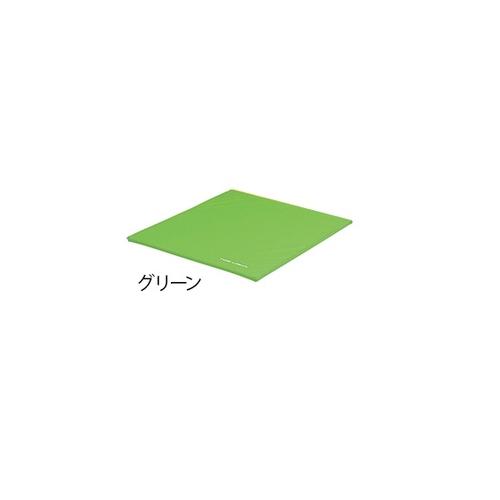 アズワン スポーツ軽量連結マット 600×600×20mm グリーン H-7190G 1枚 [7-2958-02]