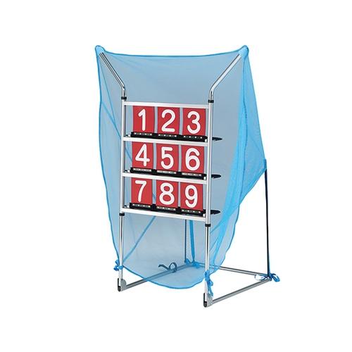 アズワン ボール当てゲーム 700×790×780mm HP5183 1セット [7-4349-01]