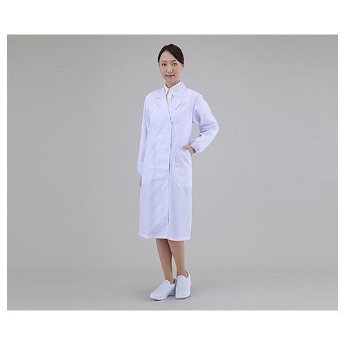 アズワン 抗ウィルス白衣(シングル/女性用) M 1枚 [8-2193-05]
