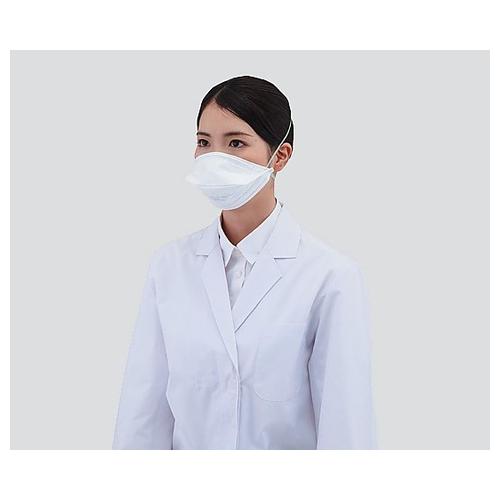 アズワン N95マスク(結核用) スモール HPR-S 1箱(50枚入り) [8-3131-01]
