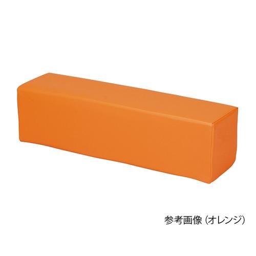 アズワン キッズガーデン スツール・短 オレンジ 1個 [7-3361-03]