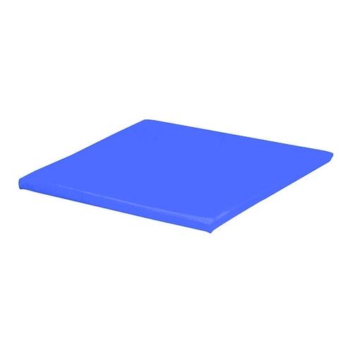 アズワン キッズガーデン マット ブルー 1個 [7-3363-01]