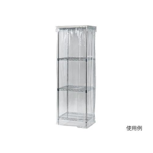 アズワン イーブンシェルフ用カバー 透明 1個 [3-467-10]