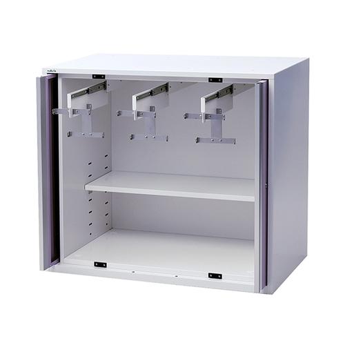 好きに アルティア中段点滴ユニット(収納扉付き) 900×475×795mm [7-4581-01]:セミプロDIY店ファースト アズワン NM-TT900D 1台-DIY・工具