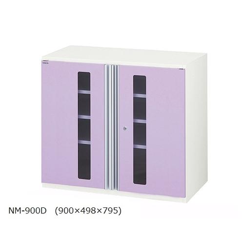 アズワン アルティア中段両開きユニット 900×498×795mm NM-900D 1台 [8-8889-31]