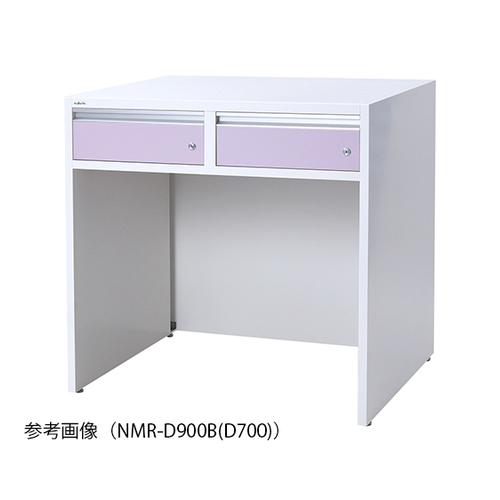 アズワン アルティア下段デスクユニット(引出し付) 900×475×1015mm NR-D900B 1台 [0-5721-31]