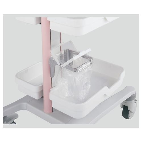 アズワン ナーシングカート(FREE+)用 ゴミ箱ホルダー HPA-NCD2 1個 [8-9223-14]