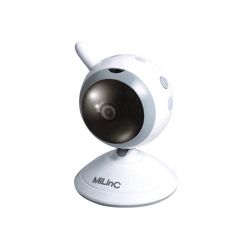 アズワン ワイヤレスセキュリティカメラ増設用室内カメラ 1個 [3-7695-12]