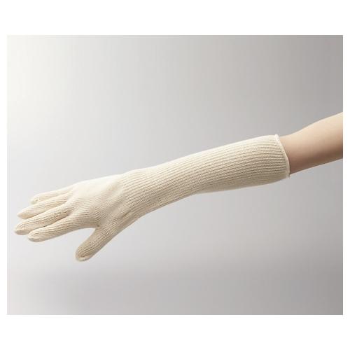 アズワン オートクレーブ手袋(5双入) 長さ40cm 1箱(5双入り) [8-6273-02]