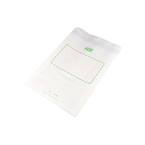 アズワン HPSP滅菌バッグ(オートクレーブ用) 250×70×370mm 500枚入 1箱(500枚入り) [0-198-28]