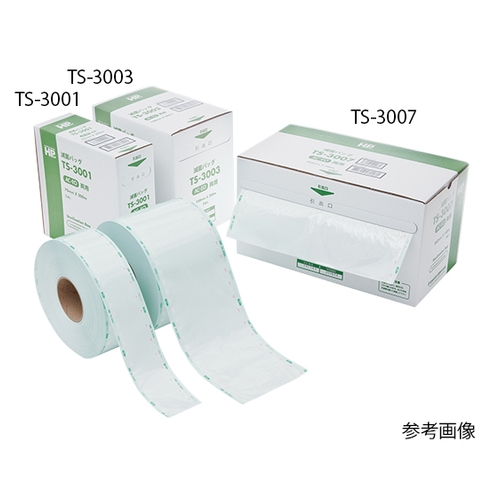 アズワン AC/EOガス両用ロールタイプ滅菌バッグ TS-3002 1巻 [61-0185-54]