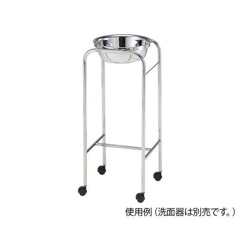 アズワン ステンレス手洗台(エコノミー) 1個用 φ320 1台 [0-1556-01]