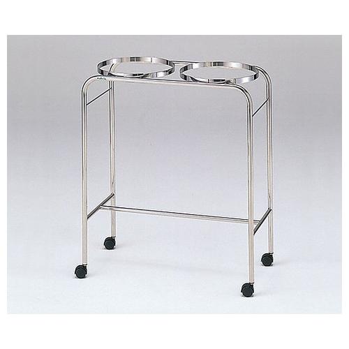 アズワン ステンレス手洗台(エコノミー) 2個用 φ320 1台 [0-1556-04]