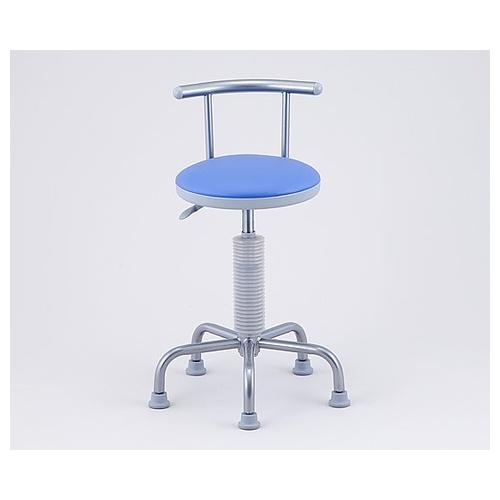 アズワン ナビスツール ブルー ステーブル CH-S142-B 1脚 [0-8055-04]