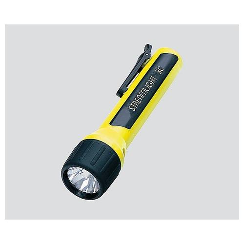アズワン ライト[ストリームライト(R)プロポリマーシリーズ] SL33202YEL 3C LED 1個 [8-5573-03]