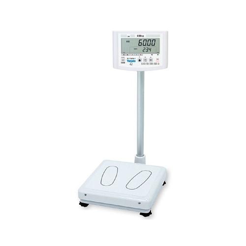 アズワン デジタル体重計[検定付] 一体型 DP-7700PW-F 1個 [0-3406-45]