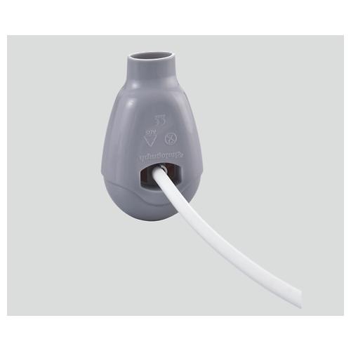 アズワン 吸入練習器(AIM)用 DPIマウスピース(25個入) 45610 1箱(25個入り) [7-1116-11]