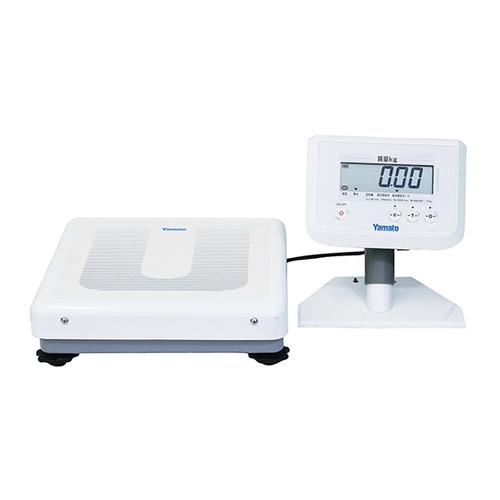 【海外 正規品】 アズワン DP-7900PW-S デジタル体重計(検定付) セパレート型 [7-2901-02]:セミプロDIY店ファースト 1台-DIY・工具
