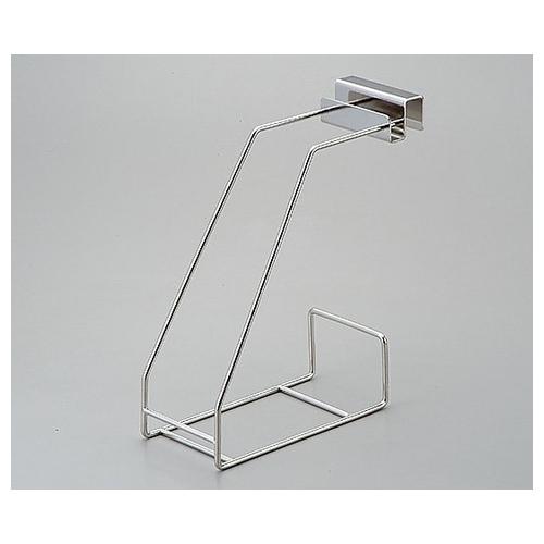 アズワン 貯尿便尿器掛台用 便器ホルダー (1個) 1個 [0-668-04]