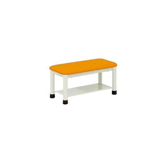 アズワン ステップバリー オレンジ 600×300×350mm TB-53 1台 [7-3159-10]