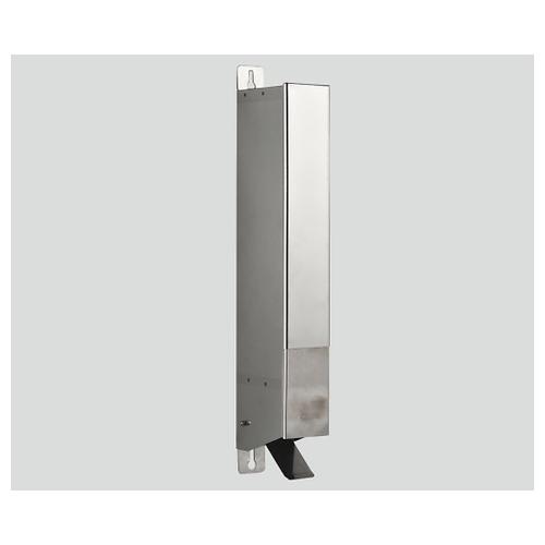 アズワン ブラシケース(壁掛けタイプ) 75×130×570 IC-110 1個 [7-1261-01]