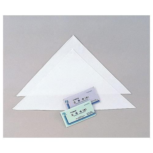 アズワン 三角巾 大(紙袋入) 25袋入 004-040018 1箱(25袋入り) [0-5254-01]