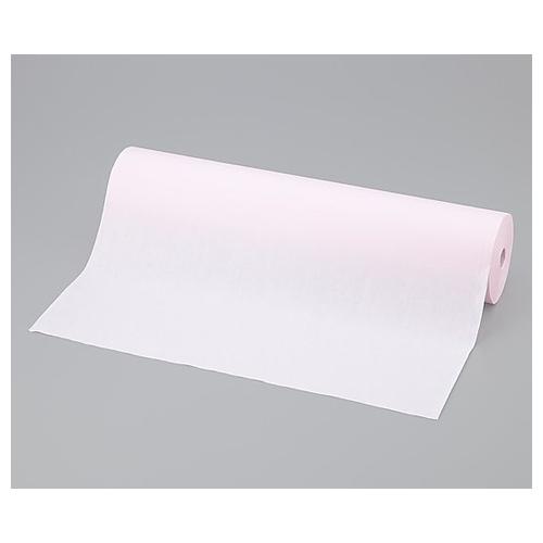 アズワン プロシェアロールシーツ ピンク 12巻セット 1セット(12巻入り) [0-9476-23]