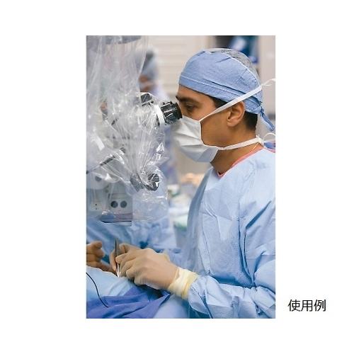 アズワン 手術顕微鏡用滅菌ドレープ 1箱(10枚入) 10-3161APEU 1箱(10枚入り) [7-1126-06]