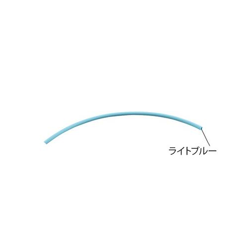 アズワン ナビス駆血帯 ラテックスフリー 替えチューブ 40m ライトブルー 1本 [7-2905-04]