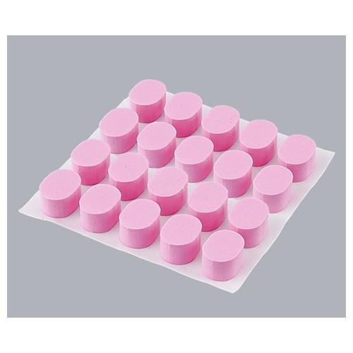 アズワン 縫合針カウンター (5ピース×4列) ME-82 1箱(20ピース×30シート入り) [8-4546-03]