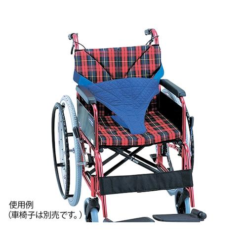 アズワン 車椅子用安全ベルト 1個 [0-9602-01]