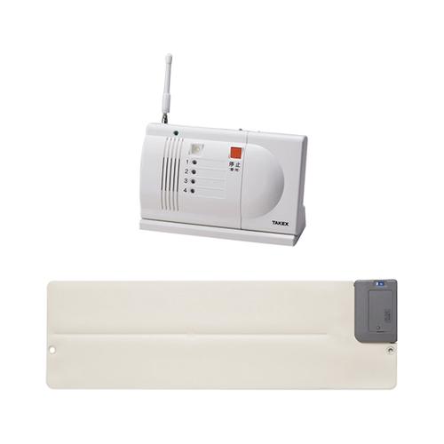 アズワン 徘徊お知らせ「起き上がりくん」 卓上型受信機セット HW-BS3(T) 1箱 [7-1264-01]