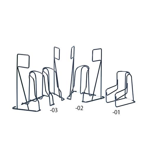 アズワン 加圧ストッキング装着補助具 (スチールタイプ) 片脚用 ハンドルあり F73854-0001 1個 [7-3030-02]