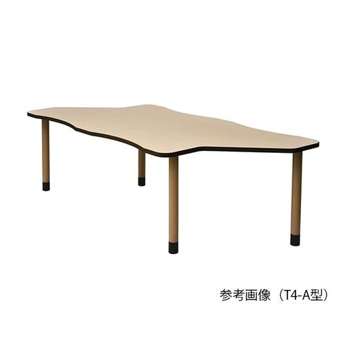 アズワン 食事用テーブル 継ぎ足タイプ T2-A型 1台 [7-3435-01]