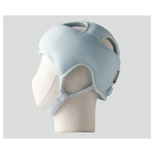 アズワン 保護帽[アボネットガードA メッシュ]M ブルー 2073 1個 [8-6557-01]