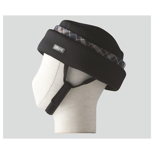 アズワン 保護帽[アボネットガードF]M-L ブラック 2101 1個 [8-6560-04]