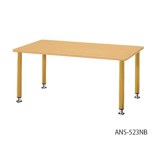 アズワン 昇降システムテーブル 1500×900×660~760mm ANS-523NB 1個 [8-7186-11]