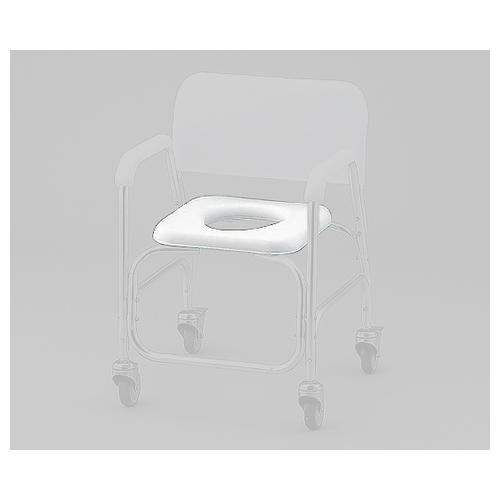 アズワン シャワー椅子 8800用 交換便座 交換用8800用便座 1個 [0-870-18]