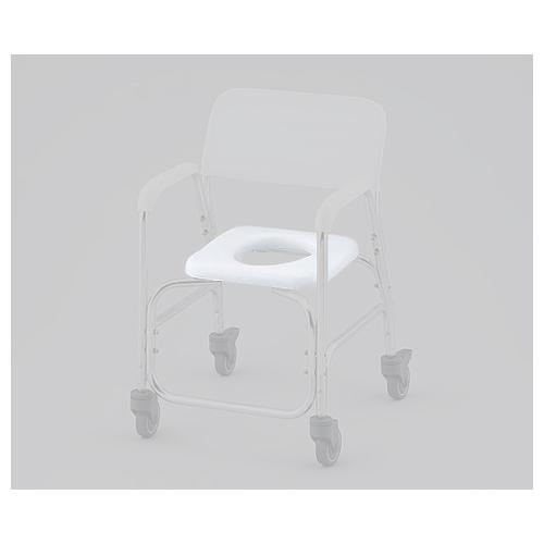 アズワン シャワー椅子 HT1046用 交換便座 交換用HT1046用便座 1個 [0-8127-11]