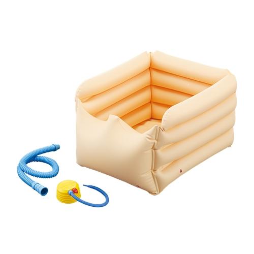 アズワン 寝たまま足浴器 500×600×500mm YF-2 1個 [0-7916-11]