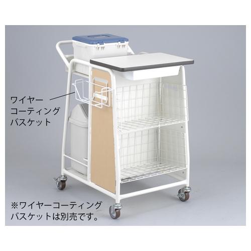 アズワン オムツ交換車(スマート) 木目 TOC-SB 1台 [8-7460-03]