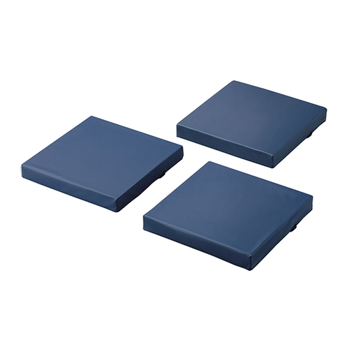 アズワン 歩行訓練マット (3種類セット) 450×450×65mm IKD-RM 1セット [7-3450-01]