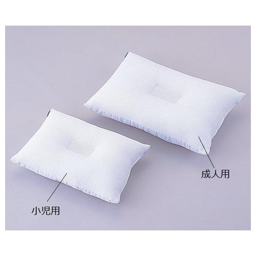 アズワン 枕(通気性・丸洗い) 小児用 1個 [8-8662-01]