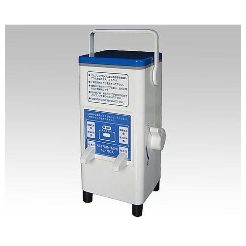 欠品中:納期未定 アズワン ポータブル強酸性水生成器 アルトロン・ミニ AL-700A 1個 [0-8697-11]