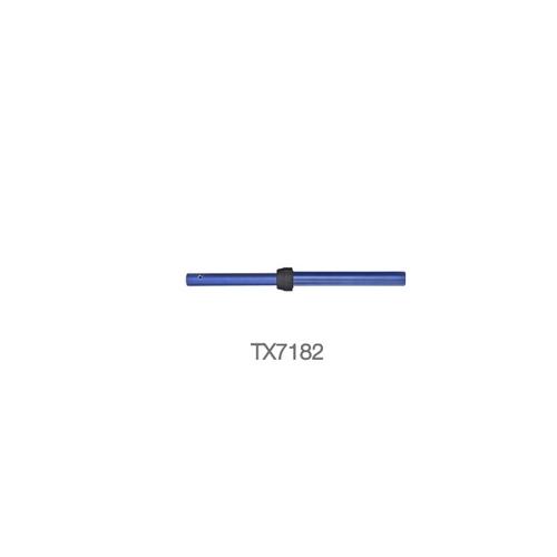 アズワン アルファモップ交換用アルミ製ハンドル 300~760mm(テックス・ワイプ社製) 1本 [6-7915-16]